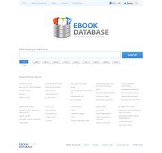 The website 'http://ebookdatabase.net/' courtesy of Pinstamatic (http://pinstamatic.com)