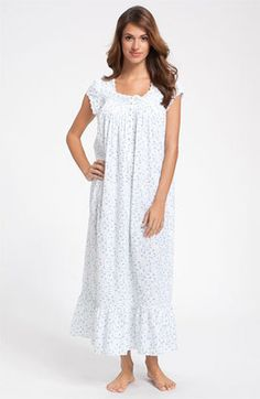 Eileen West = The Best Nightgowns Ever!  I have been wearing Eileen West forever and love them...