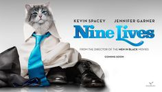 So how many of us have heard the tale of each cat having #NineLives? Nine Lives is Now Showing @GenesisCinemas. Please Visit http://ift.tt/1LHnTEM for movie times. #Movie #Fun #Family #FamilyTimes #Cool #Comedy #Nigerian #Naija #Popcorn #Cinemas #GenesisCinemas #KevinSpacey #JenniferGarner