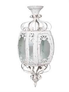 Lampa/lampion Shabby Chic lovelypassion.pl #shabbychic #vintage #country #shop #decor #home #dom #dekoracja #inspiration #beautiful