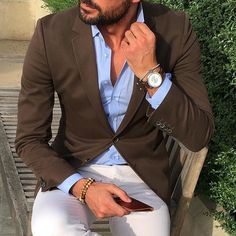 Menswear essential accessory @perlanegro bracelet & @rossrinowatches by tufanir