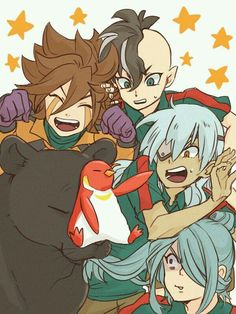 this book is ONLY going to have inazuma eleven pic. Inazuma Eleven Strikers, Anime Guys, Manga Anime, Litle Boy, Stray Dogs Anime, Inazuma Eleven Go, Gabel, Fiction, Boy Art