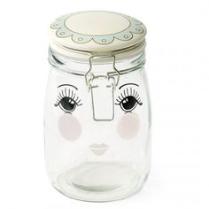 Product of the week > Glass Jars by Miss Etoile