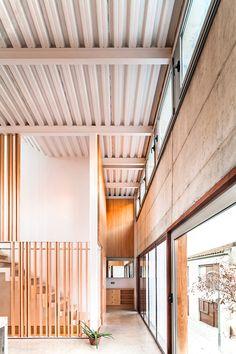 Casa Migdia single-family home in Granollers, designed by Spanish studio SAU Taller de Arquitectura