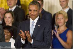 Obama anuncia medidas para aliviar la deuda de unos 5 millones de estudiantes - http://www.leanoticias.com/2014/06/09/obama-anuncia-medidas-para-aliviar-la-deuda-de-unos-5-millones-de-estudiantes/