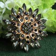 Find More Brooches Information about New 2014 Top Quality huge size ,Big Acrylic Small Rhinestone Bouquet crystal Brooch,Charming resin jewelry B1411,High Quality gifts for business people,China gift for japanese man Suppliers, Cheap gifts indian from Gem-Mart Store on Aliexpress.com