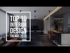 (102) Interior Design Trends 2018 - YouTube