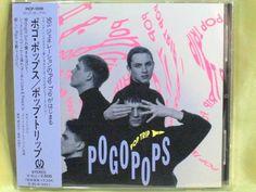 CD/Japan- POGO POPS Pop Trip w/OBI RARE ORIGINAL 1993 PICP-1006 - POPIUM #AlternativeRockPopRock