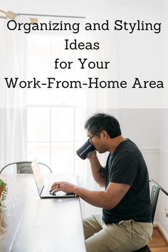 Fortunately, you can have a home that's both relaxing and conducive for work. With some organizing and styling though, you can turn a small area in your home into a favorable workspace. Read through to know more! Organizing, Organization, Lifestyle Group, You Working, Getting Organized, Other People, Career, Real Estate, Social Media