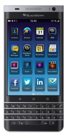 BlackBerry Mercury #BlackBerryMercury