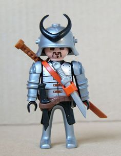 Custom Samurai by Spidigonzalez- Page - PLAYMOBIL Collectors Club