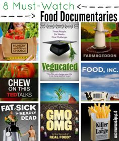 8 Must-Watch Food Documentaries on Netflix #sponsored #streamteam - Prototype Mama