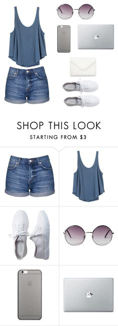 """""""Neat and Casual !!!!!!!"""" by kate0123 ❤ liked on Polyvore featuring Topshop, RVCA, Aéropostale, Monki, Native Union and Neiman Marcus"""