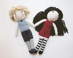 pola_and_bear:: Best Friends Forever! #pola_and_bear #amigurumi #amigurumidoll #crochet #crochetdoll #smartdoll #friends #friendship #timetoplay #playtime #funtogether #birthdaygift #uniquegifts #bestgiftever #bestfriends #bestgiftsforkids #softtoys