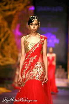 Gaurav Gupta Aamby Valley India Bridal Week Gaurav Gupta Collection, Designs, Fashion Shows, Lehengas & Sarees, Pictures and Photos on Bigindianwedding Indian Bridal Wear, Pakistani Bridal, Bridal Lehenga, Indian Wear, Indian Dresses, Indian Outfits, Indian Clothes, Traditional Gowns, Indian Fashion Designers