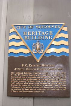 Heritage Plaque Wall Candy, Classic Building, Modern Architects, International Style, Mid-century Modern, Concrete, Eye Candy, Mosaic, Electric