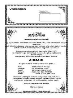 download undangan tahlil 40 hari ms word