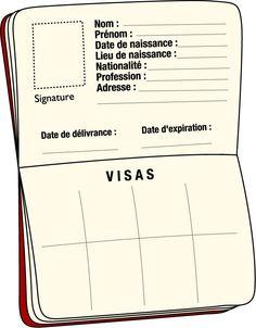 """Mon défi : Créer mon passeport """"Enfants nomades"""" - Nous, demain - Voyages en Français"""