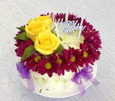 Birthday flowers for him or her   New City florist Bassett Flowers