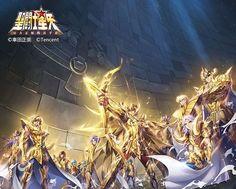 New Saint Seiya Game 5 by SONICX2011.deviantart.com on @DeviantArt