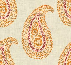 Madira 712 Papaya by Kravet