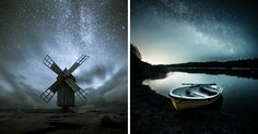 Starry Finnish Nights That I've Been Capturing For The Past Two Years | Bored Panda