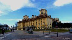Esterhazy Palace, Eisenstadt, Austria Austria, Palace, Louvre, Mansions, House Styles, Building, Photography, Travel, Home