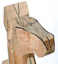 Horse Head Pt 2 - The Woodworkers Institute