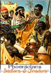 Phoenicians Ancient Civilization Collage 6.12.2013 Copy thumb Ancient Phoenicia Minibook = Modern Day Lebanon