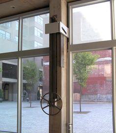 Isabel Restaurant (doors by Turner Exhibits) & Hufcore bifold door | 801 Brannan | Pinterest | Doors Glass ... Pezcame.Com