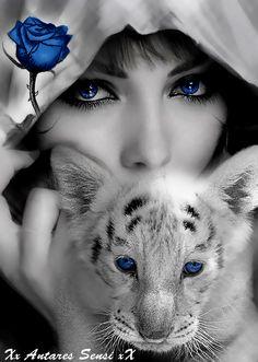 Splash of Color Splash Photography, Color Photography, Black And White Photography, Color Splash, Color Pop, Splash Art, Wolves And Women, Behind Blue Eyes, Online Photo Editing