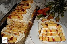 Rakott piskótatekercs vaníliás krémmel, a süti ami téged is elbűvöl! - Egyszerű Gyors Receptek