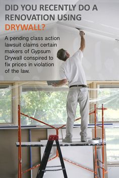 A pending class action lawsuit claims certain makers of Gypsum Drywall conspired to fix prices in violation of the law. Your rights may be affected.