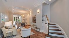 The four-bedroom townhouse bested the area's previous $2.24 million record.