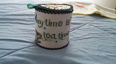 Latinha para chá 1  - Even