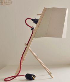 Muchen Lamp – DIY Lamp by Hong-sheng Chen