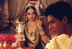 Madhuri Dixit & Shahrukh Khan / Devdas