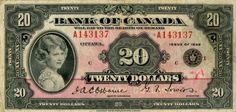 Paper money marks Queen Elizabeth II's record-setting reign Canadian Coins, Canadian History, Canadian People, Commonwealth, Show Queen, Bank Of England, Legal Tender, Old Money, Queen Elizabeth