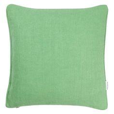 Brera Lino Verdigris Cushion   Designers Guild
