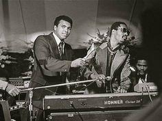 Stevie Wonder & Muhammad Ali