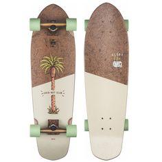 Globe Big Blazer Cruiser Complete 2019 - 32 in Brown Skateboard Deck Art, Penny Skateboard, Surfboard Art, Skateboard Design, Skateboard Girl, Drop Deck Longboard, Bamboo Longboard, Cruiser Skateboards, Vintage Skateboards