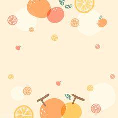 Memo Notepad, Note Doodles, Korean Stationery, Fruit Illustration, Fruit Pattern, Writing Paper, Note Paper, Free Illustrations, Background Patterns