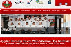 Aşçılar Derneği Resmi Web Sitesi  www.ascilardernegi.org.tr