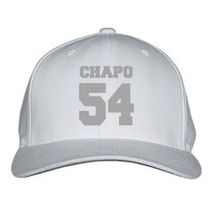Chapo 54 Embroidered Baseball Cap