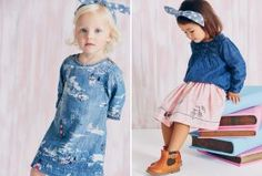 Buy Denim Lighthouse Embroidered Denim Dress (3mths-6yrs) online today at Next: United States of America