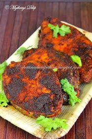 Discover the taste of Masala Fish Fry Recipe. This dish is an easy to make and can be prepared in just few minutes. This fry is spicy and has a blast of flavors. Indian Fish Recipes, Fried Fish Recipes, Ethnic Recipes, Small Food Processor, Food Processor Recipes, Iranian Cuisine, Kerala Food, Masala Recipe, Cooking Recipes