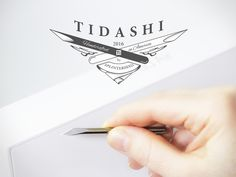 Tidashi, a titanium mini knife by Sander Bakker - SplinterSeed —Kickstarter