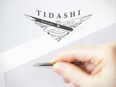 Tidashi, a titanium mini knife by Sander Bakker - SplinterSeed —Kickstarter