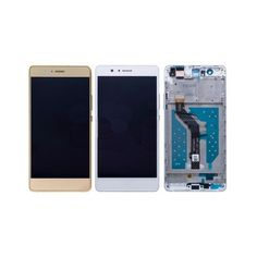 For Huawei Ascend P9 Lite LCD & Touch Screen Assembly With Frame Replacement- White @ http://www.ogodeal.com/for-huawei-ascend-p9-lite-lcd-digitizer-touch-screen-assembly-with-frame-white.html