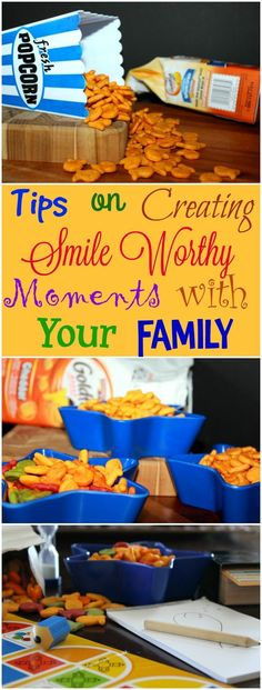 Simple tips on creating the best smile worthy moments with your family